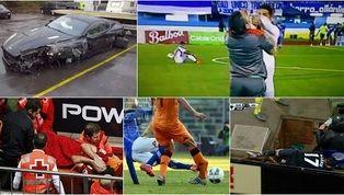 '90min' ya les trae las imágenes más asombrosas del mundo del fútbol nacional e internacional de esta semana marcada por la crisis deportiva del Real Madrid...