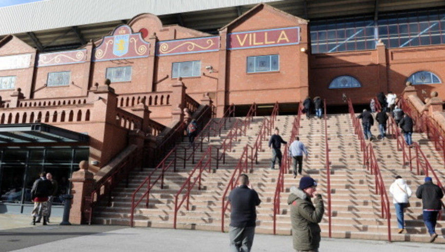 BIRMINGHAM, ENGLAND - FEBRUARY 8:  Fans make thier way to the ground during the Barclays Premier League match between Aston Villa and West Ham United at Villa Park on February 8, 2014 in Birmingham, England. (Photo by Clint Hughes/Getty Images)