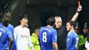 Chelsea said farewell to their fifth trophy of the season after a dour display in the second leg Capital One Cup semi-final at Swansea. The two-goal cushion...