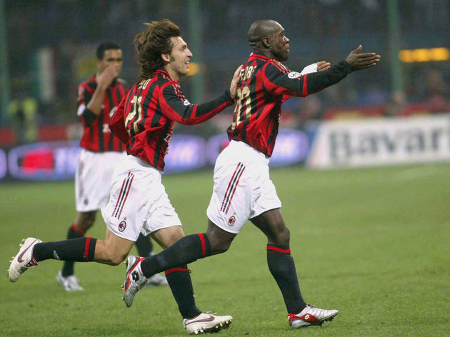 Clarence Seedorf Opens Up On Milan S Classic Champions League Clashes With Liverpool In 2005 2007 90min