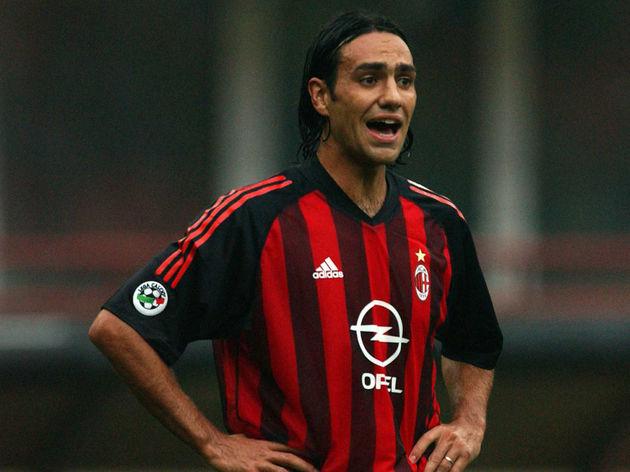 Alessandro Nesta of AC Milan