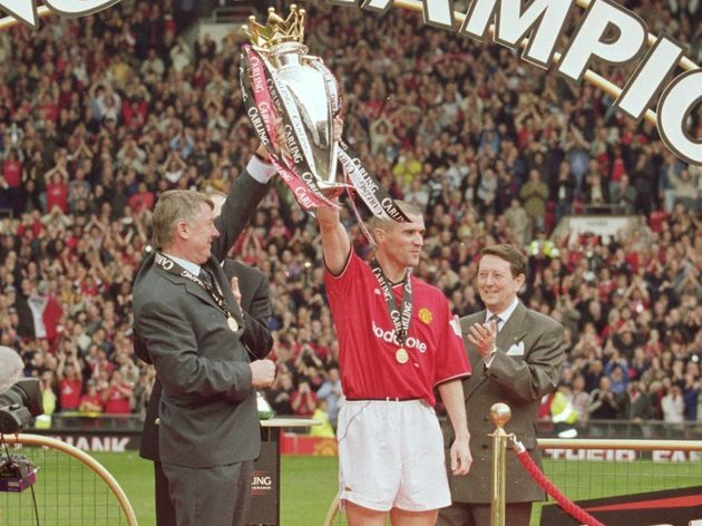 Alex Ferguson, Roy Keane
