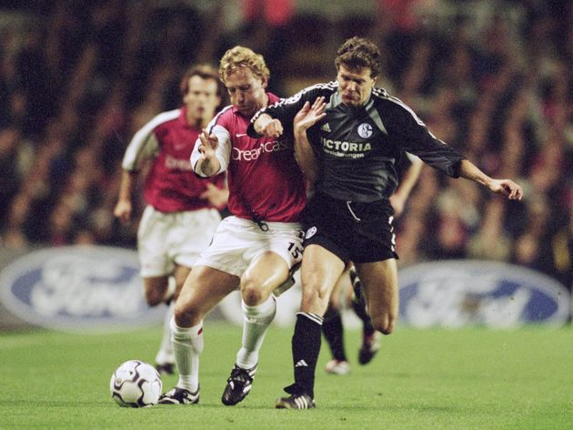 Andreas Moller, Ray Parlour