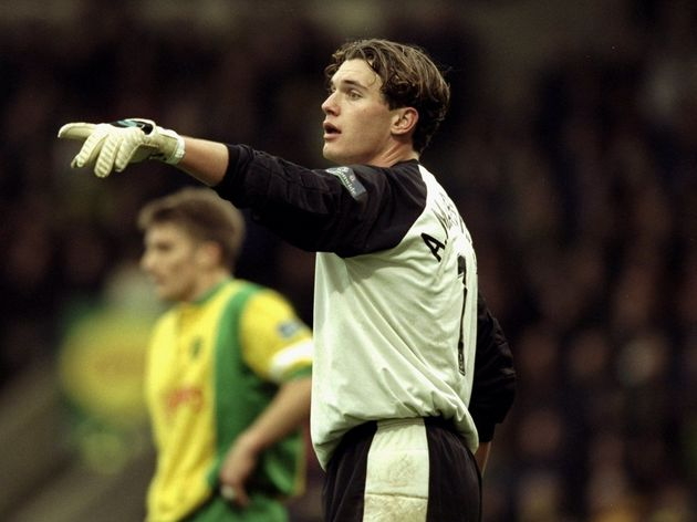 Andy Marshall of Norwich City