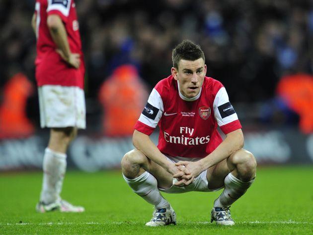Arsenal's French defender Laurent Koscie