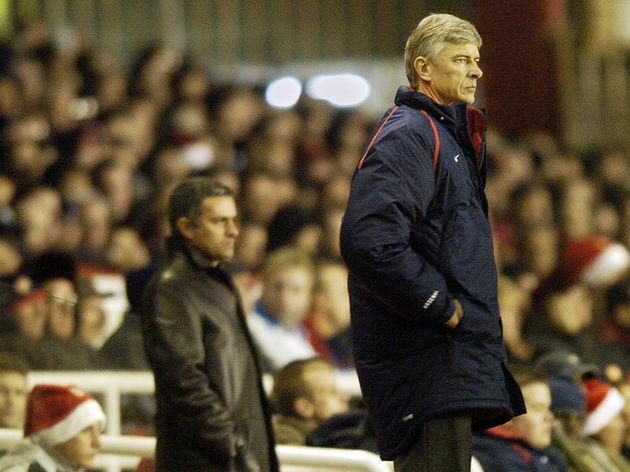 Arsenal v Chelsea Premiership Football 2004
