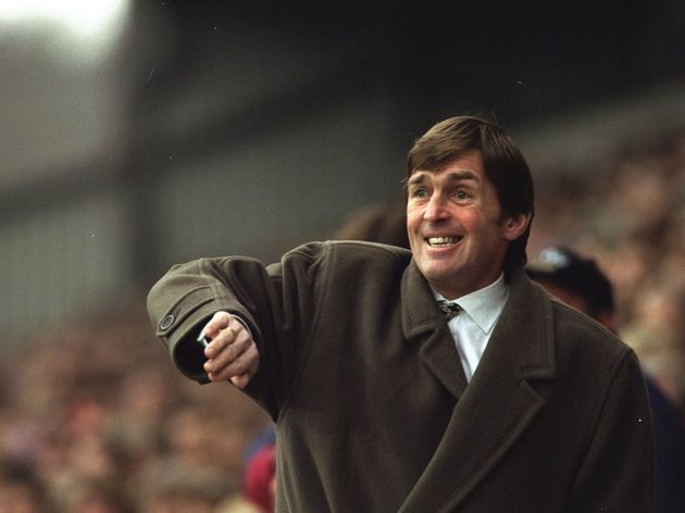 Blackburn Rovers Manager Kenny Dalglish