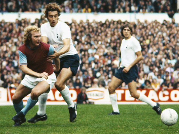 Bobby Moore,Martin Chivers