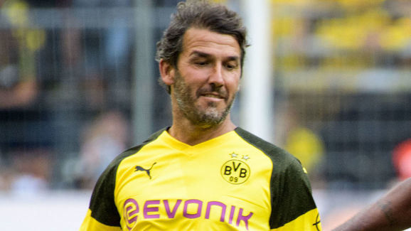 Borussia Dortmund Legends v FC Liverpool Legends