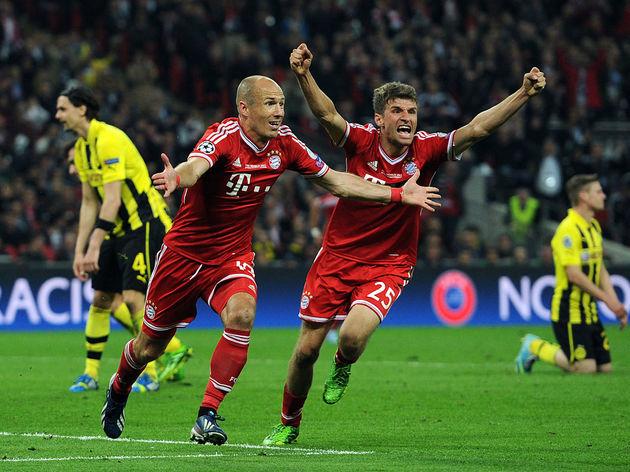 Bayern Munich Vs Borussia Dortmund 7 Classic Clashes In Germany S Klassiker 90min