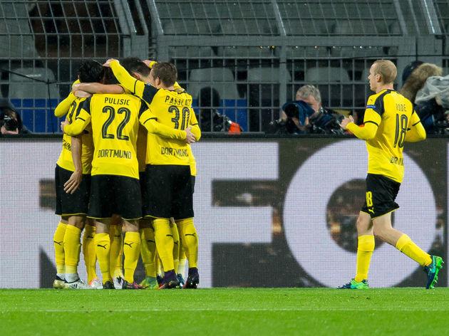 Borussia Dortmund vs Legia Warsaw: UEFA Champions League