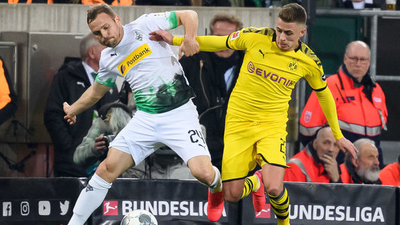 Tony Jantschke,Thorgan Hazard