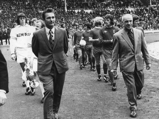 Brian Clough,Bill Shankly