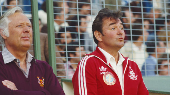 Brian Clough,Peter Taylor