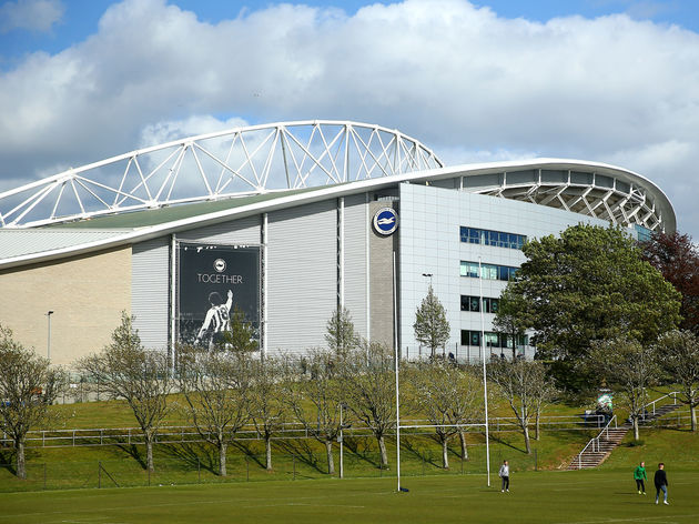 Brighton & Hove Albion v Newcastle United - Premier League