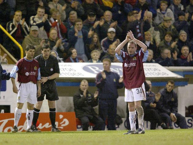 Burnley v Bradford X