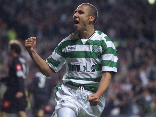 Celtic v Juventus x