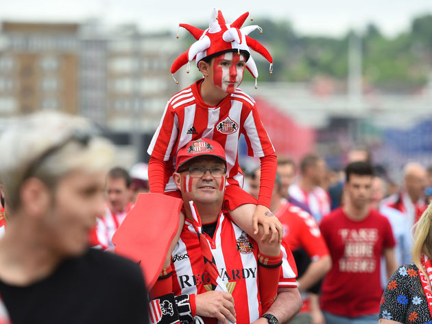 Charlton Athletic v Sunderland - Sky Bet League One Play-off Final