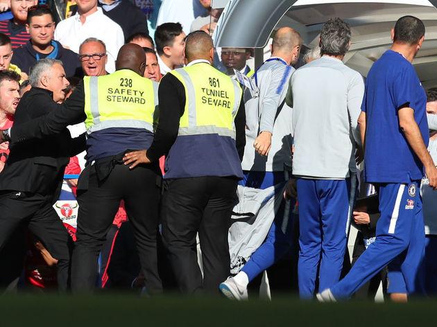Jose Mourinho,Marco Ianni
