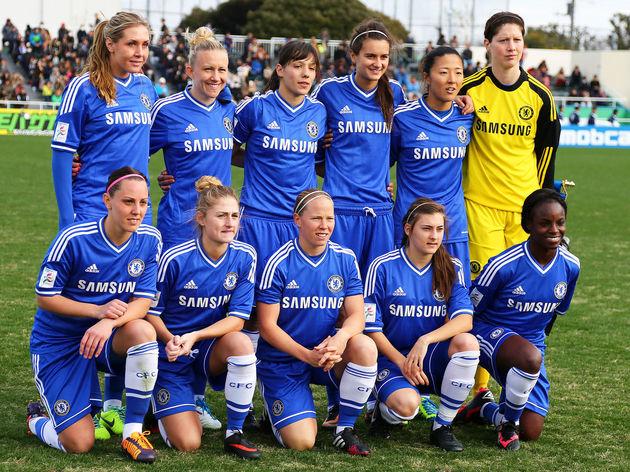 Chelsea Ladies v INAC Kobe Leonessa - IWCC International Women's Club Championship Final
