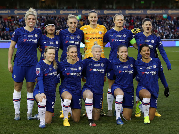 Chelsea v Arsenal - FA Women's Continental League Cup Final