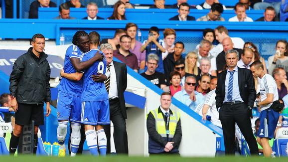 Jose Mourinho,Romelu Lukaku,Fernando Torres