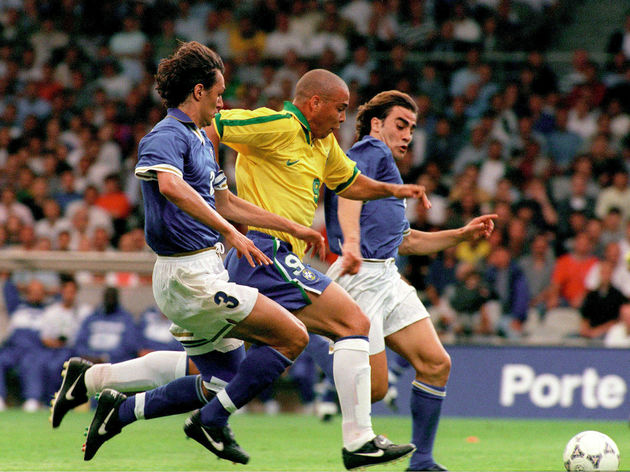 Brazil 3 3 Italy The Inconspicuous Friendly Which Became One Of