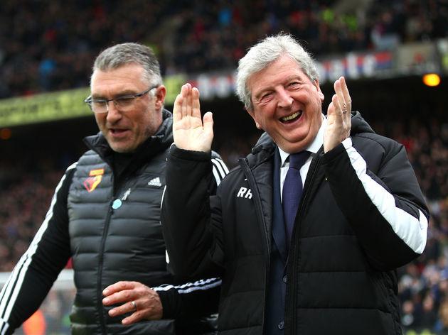 Nigel Pearson,Roy Hodgson