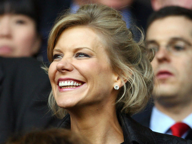 DIC negotiator Amanda Staveley takes her