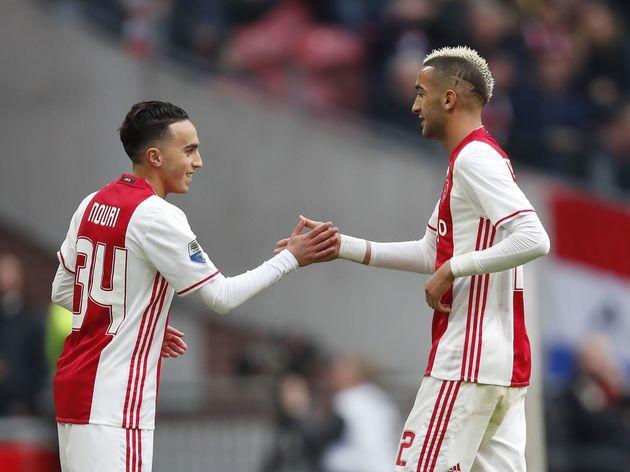 """Dutch Eredivisie""""Ajax v SC Heerenveen"""""""