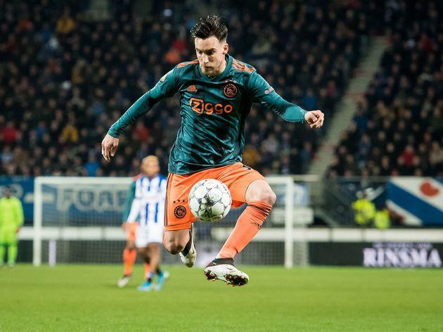"Dutch Eredivisie""SC Heerenveen v Ajax Amsterdam"""