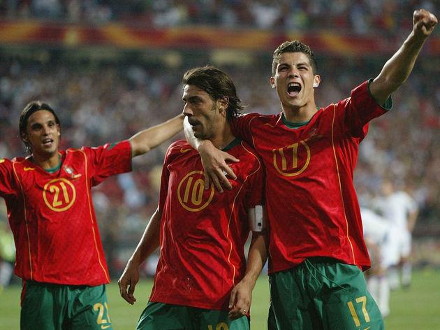 Rui Costa,Ronaldo
