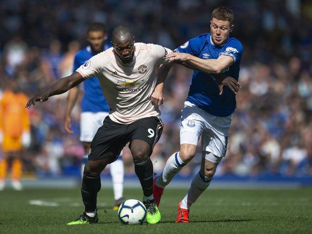 Romelu Lukaku,James McCarthy - Soccer Player
