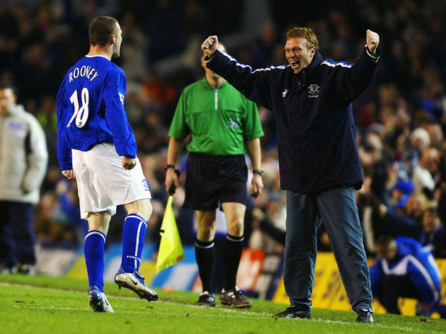 David Moyes,Wayne Rooney