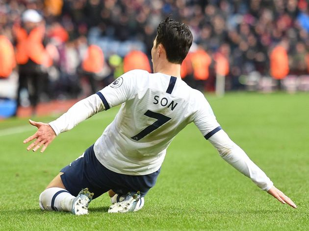 Tottenham Star Son Heung Min To Begin Mandatory 4 Week Military Service This Month 90min