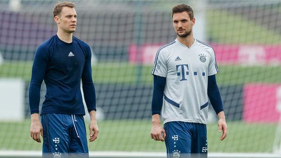 Manuel Neuer,Sven Ulreich