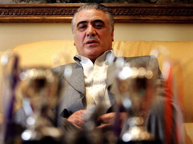 Former Real Madrid FC President Lorenzo