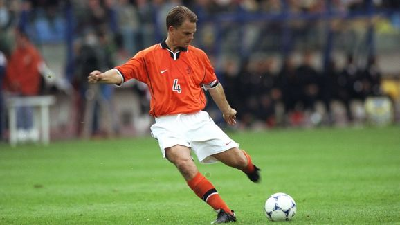 Frank de Boer of Holland