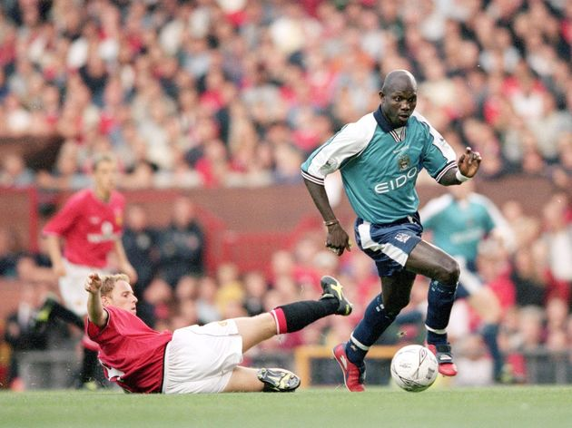 George Weah, Nicky Butt