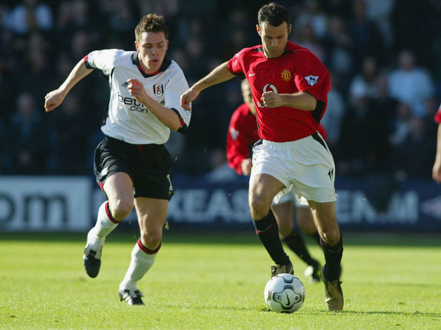 Giggs and Finnan