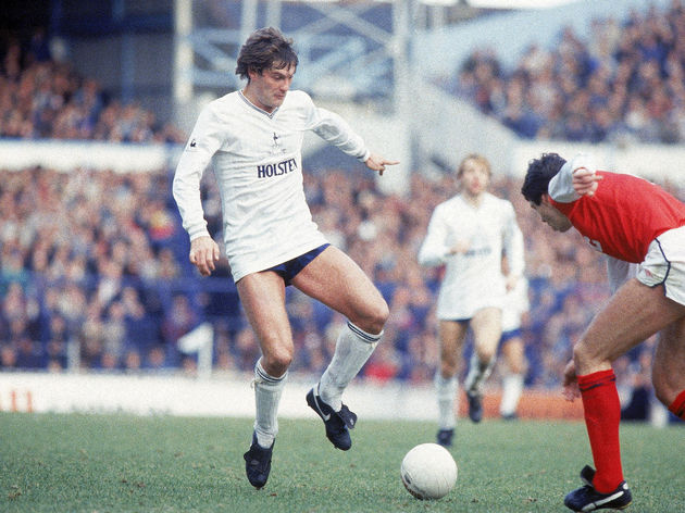 Glenn Hoddle & David O''Leary
