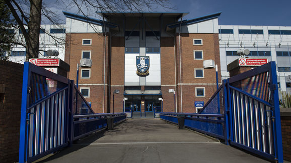 Hillsborough Stadium - Sheffield Wednesday Football Club