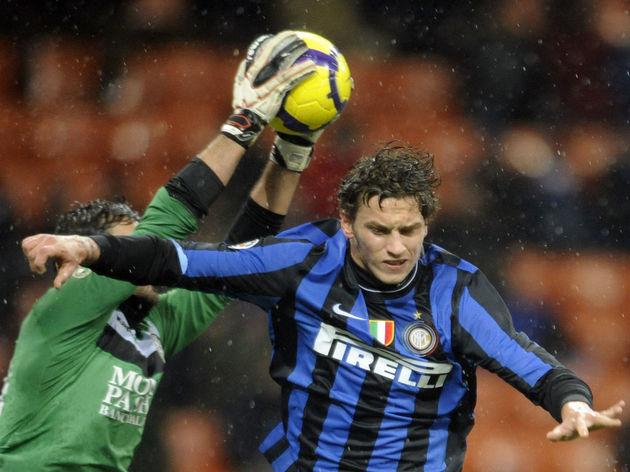 Inter Milan's Austrian forward Marko Arn