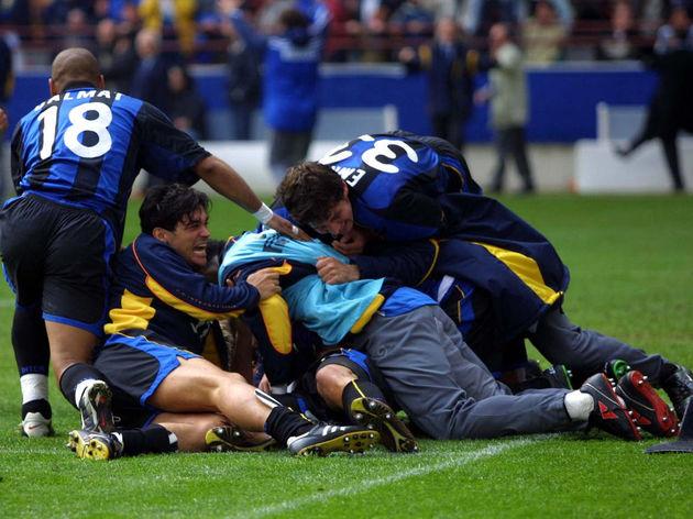 Inter Milan v Brescia X