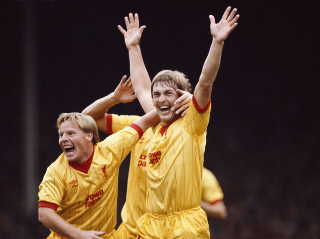 Sammy Lee,Kenny Dalglish
