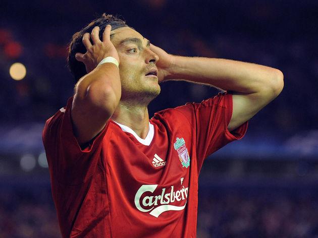 Liverpool's Spanish midfielder Albert Ri