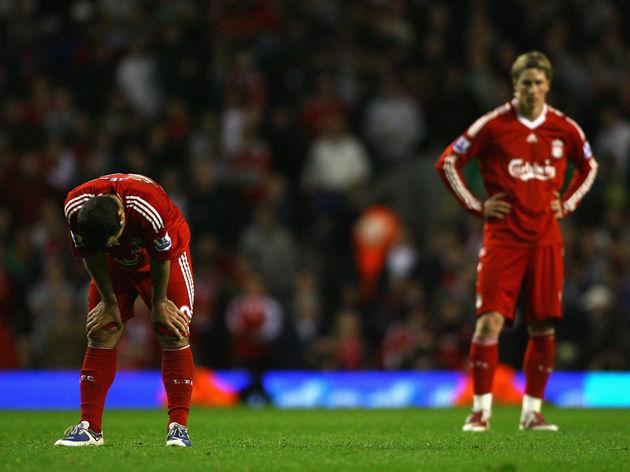 Javier Mascherano,Fernando Torres