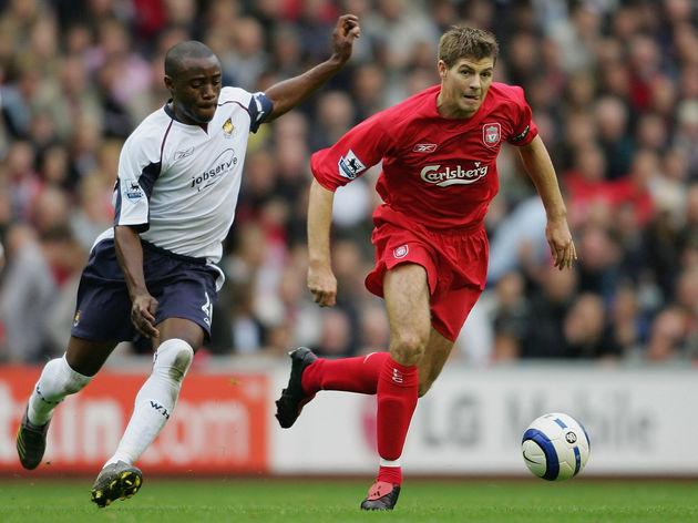 Steven Gerrard,Nigel Roe-Coker