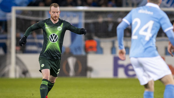 Malmo FF v VfL Wolfsburg - UEFA Europa League Round of 32: Second Leg
