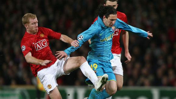 Lionel Messi,Paul Scholes